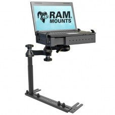Universal No Drill RHD Vehicle Laptop Mount
